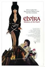 Elvira, Mistress of the Dark Movie Poster