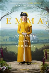 Emma. Movie Poster