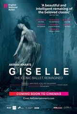English National Ballet: Akram Khan's Giselle Movie Poster