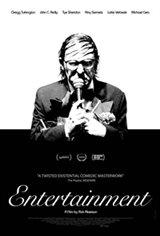 Entertainment Movie Poster
