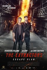 Escape Plan: The Extractors Movie Poster