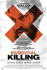 Essential Killing Movie Poster