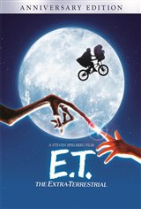 E.T. The Extra-Terrestrial: 30th Anniversary Edition Movie Poster