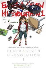 Eureka Seven: Hi-Evolution 1 Movie Poster