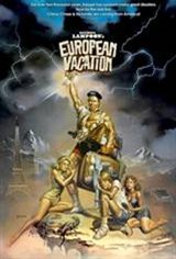 European Vacation Movie Poster