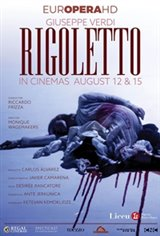 EurOpera HD: Rigoletto - Liceu Barcelona Movie Poster