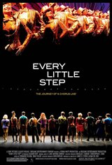 Every Little Step (v.o.a.) Movie Poster