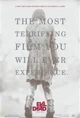Evil Dead Movie Poster Movie Poster
