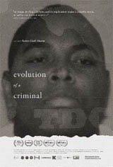 Evolution of a Criminal Movie Poster