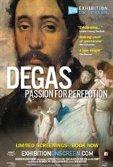 Exhibition on Screen: Degas - Passion For Perfection Movie Poster