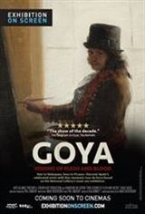 Exhibition on Screen: Goya - Visions of Flesh and Blood Large Poster
