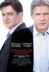 Extraordinary Measures Movie Poster