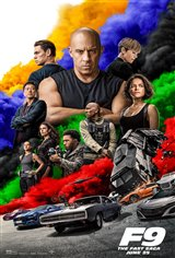 F9 Movie Poster