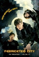 Fabricated City Large Poster