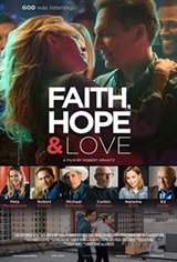 Faith, Hope & Love Large Poster