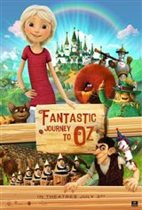 Fantastic Journey to Oz Movie Poster