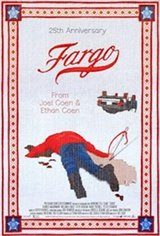 Fargo 25th Anniversary Movie Poster