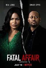 Fatal Affair (Netflix) Movie Poster