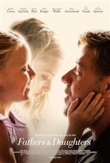 Fathers & Daughters Movie Poster