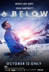 Fathom Premieres 6 Below: Miracle on the Mountain Large Poster