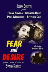 Fear and Desire Movie Poster