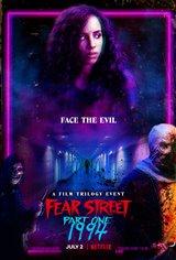 Fear Street Part 1: 1994 (Netflix) Movie Poster