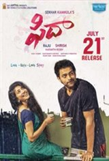 Fidaa Movie Poster