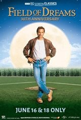 Field of Dreams 30th Anniversary (1989) presented by TCM Large Poster