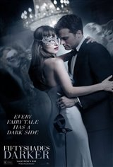 Fifty Shades Darker Movie Poster