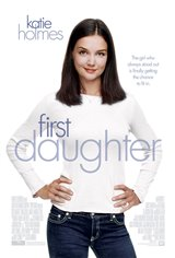 First Daughter Movie Poster