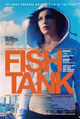 Fish Tank Movie Poster