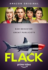 Flack (Amazon Prime Video) Movie Poster