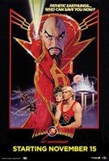 Flash Gordon 40th Anniversary Movie Poster