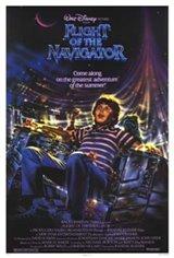 Flight of the Navigator Movie Poster
