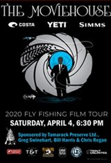 Fly Fishing Film Tour 2020 Large Poster