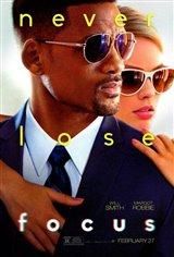 Focus Movie Poster