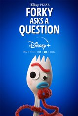 Forky Asks A Question (Disney+) Movie Poster