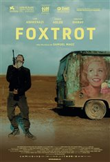 Foxtrot Movie Poster