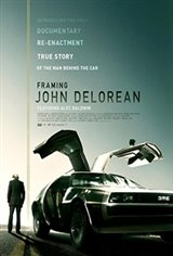 Framing John DeLorean Large Poster