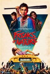 Freaks of Nature Large Poster