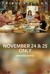 Friendsgiving Movie Poster