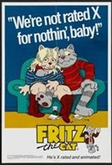 Fritz The Cat Movie Poster