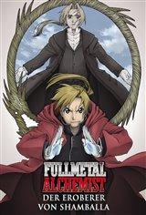 Fullmetal Alchemist Movie Poster