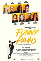 Funny Pains Movie Poster