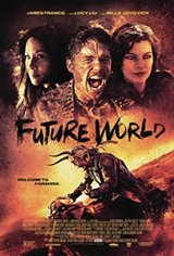 Future World Large Poster