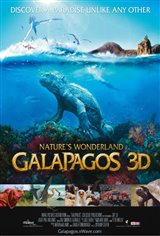 Galapagos: Nature's Wonderland Movie Poster