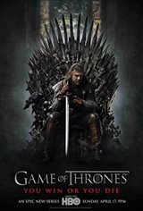 Game of Thrones: The Complete First Season Movie Poster