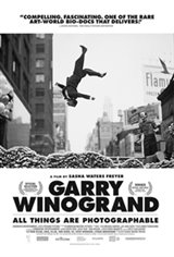 Garry Winogrand: All Things are Photographable Movie Poster