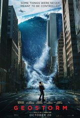 Geostorm: The IMAX Experience Movie Poster