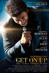 Get on Up Large Poster
